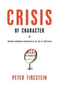 Crisis of Character Book - Free for XL Foods