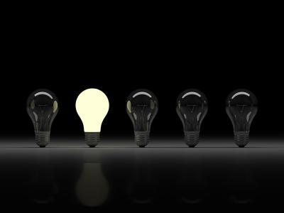 Brainstorm Light Bulb Photo